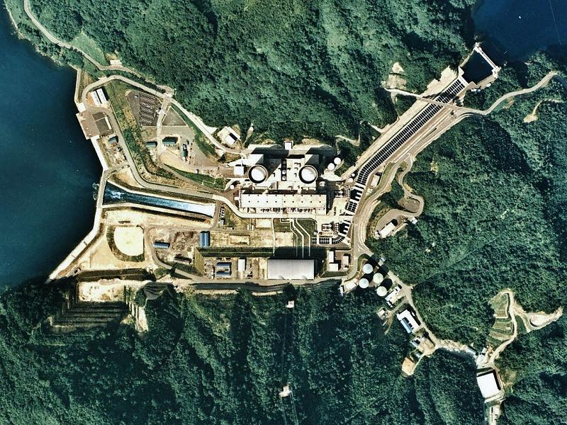 Японская АЭС Takahama