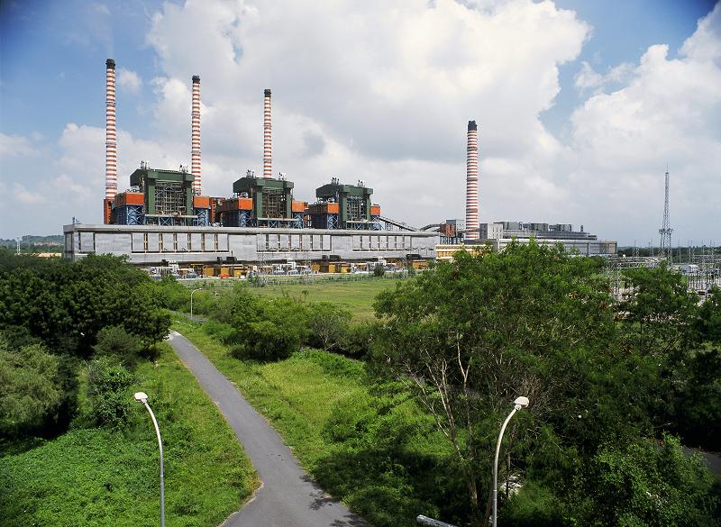 ТЭС Ramagundam, расположенная в индийском штате Телангана