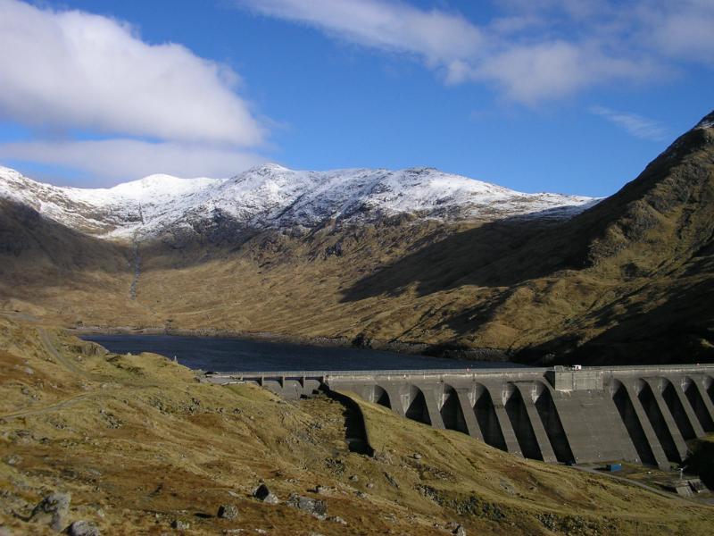 ScottishPower просит правительство Великобритании выделить £ 400 млн на модернизацию своей ГАЭС