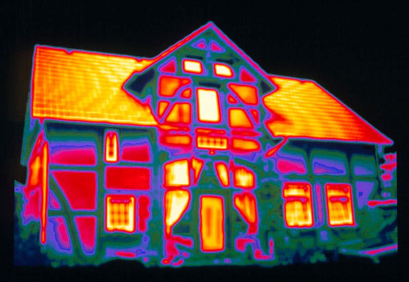 Энергоэффективность жилых зданий
