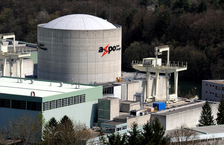 АЭС Beznau в Швейцарии