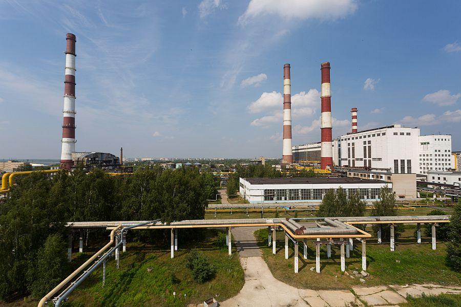 Дзержинская ТЭЦ