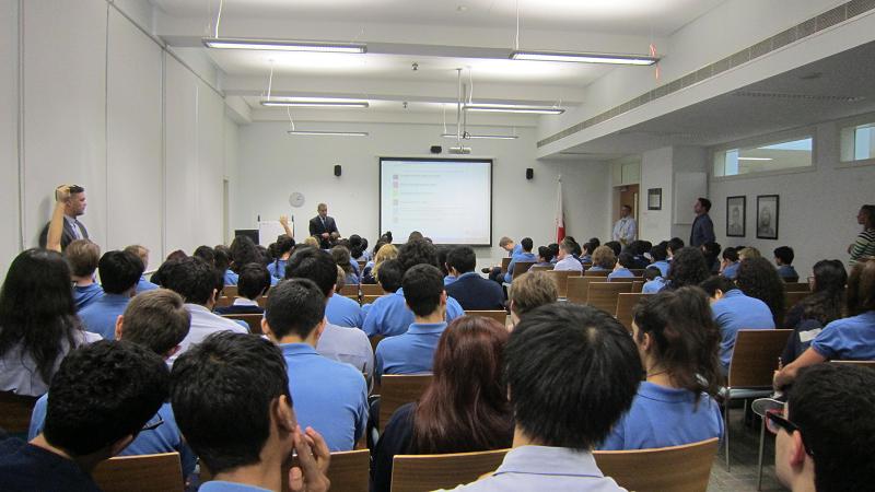 Первая международная школа по ядерной безопасности на арабском языке в Каире