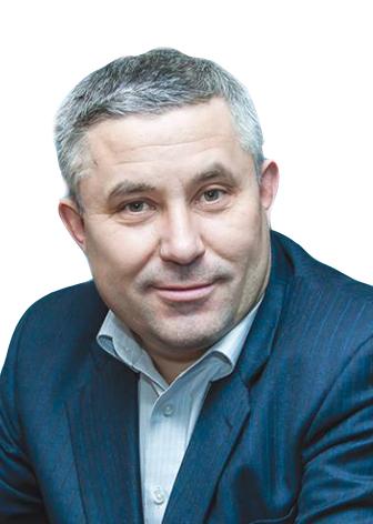 Директор Сургутской ГРЭС-2 Валерий Валерьевич Светушков