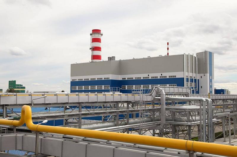 В Екатеринбурге запустили в коммерческую эксплуатацию Академическую ТЭЦ