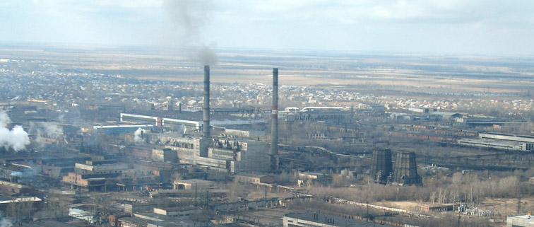 Рубцовская ТЭЦ