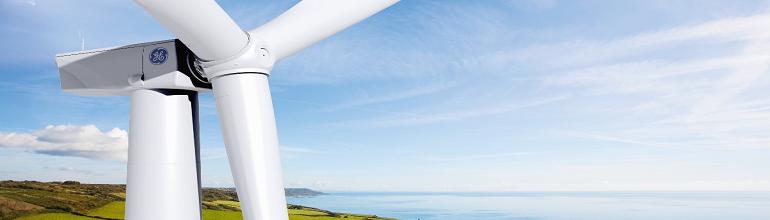 Ветряная турбина GE