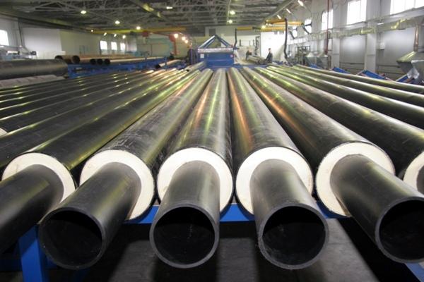 Использование труб в ППУ изоляции в тепловых сетях