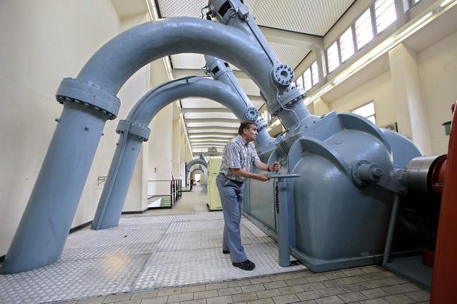 Гидроэлектростанция Mottec, Швейцария