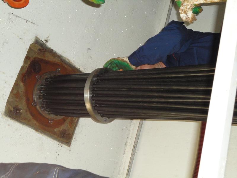 Нововоронежская АЭС-2, инъектирование